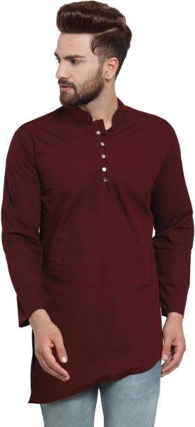 a143b51eedf Kurtas for Men - Buy Mens Kurtas Pajamas Online