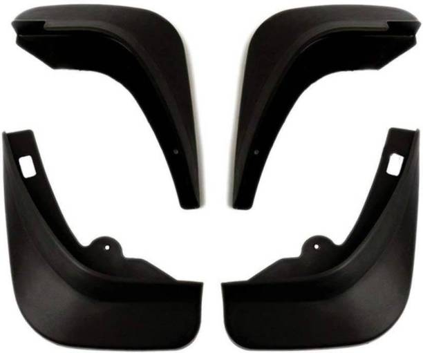 Auto Spare World Front Mud Guard, Rear Mud Guard For Chevrolet Sail Hatchback 2017