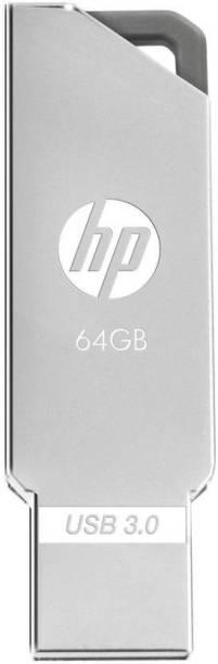 HP 740W-USB3.0 64 GB Pen Drive