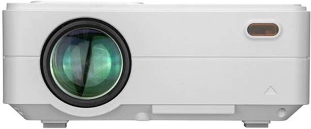 PLAY Portable 4 Inch Mini 1080P High Definition WIFI Projector High Brightness Low Noise for Video Meeting (2500 lm) Projector