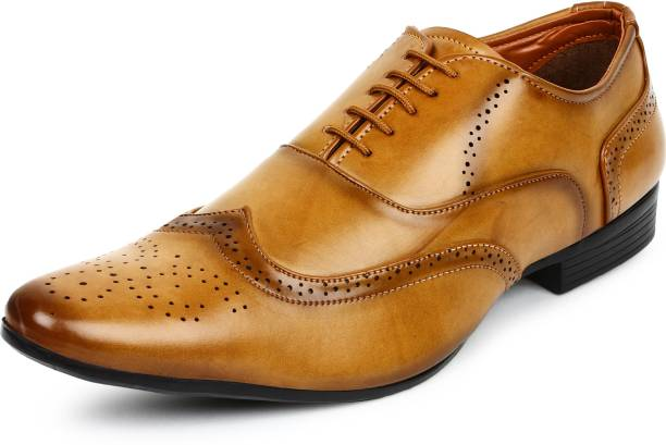 b67910062e48 Brogues - Buy Brogues Shoes Online for Men   Women At Best Prices In ...