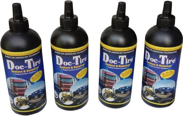 Doc Tire Tube and Tubeless Tire Sealant