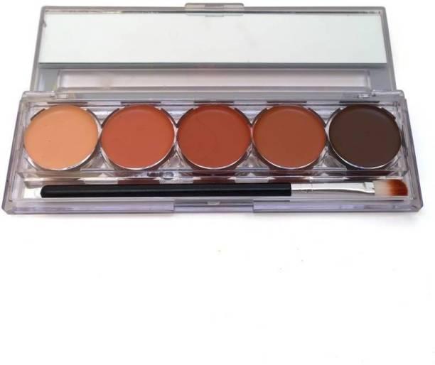Kiss Beauty Contour Palette Concealer (Beige Cream Light-01) Concealer