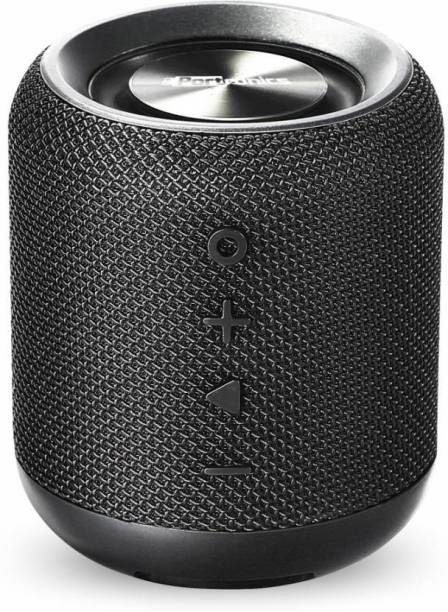 Portronics POR-871 SoundDrum Bluetooth 4.2 Stereo Speaker Black 10 W Bluetooth Speaker