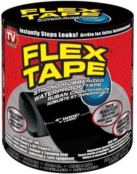 Yashus Flex Tape Rubberized Waterproof Tap Adapter