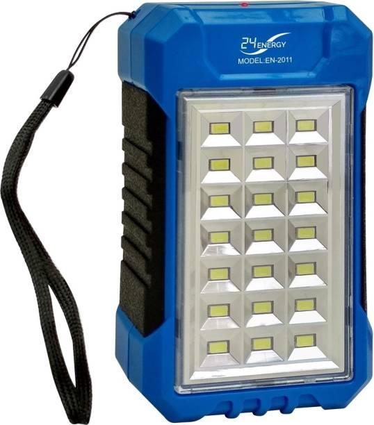 24 ENERGY PowerBank Cum Bright LED Emergency Light Lantern Emergency Light