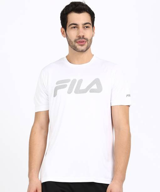 Fila Tshirts - Buy Fila Tshirts Online at Best Prices In India ... f9c6c508d