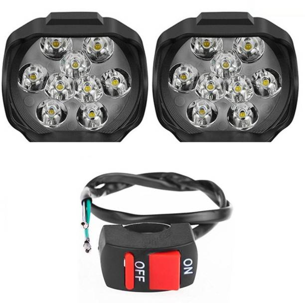 Bikers World Fog Lamp LED