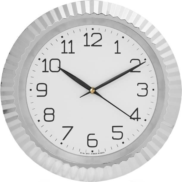 Precisio Analog 31 cm X 31 cm Wall Clock
