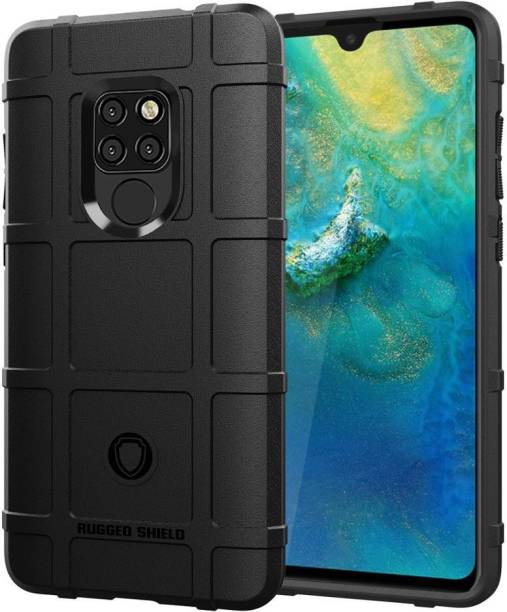 Cover Alive Back Cover for Huawei Mate 20 Pro, Grip Case