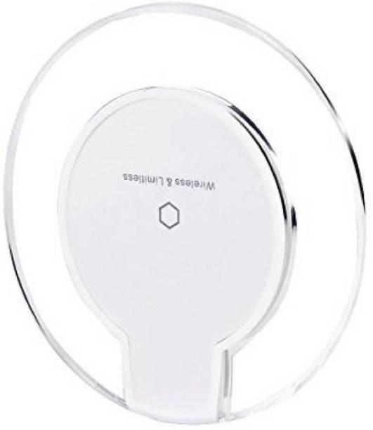 Pratham Qi Standard Ultra-Slim Wireless Charging Pad for Qi Enabled Device Charging Pad