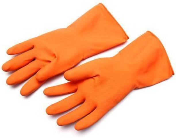 Ask India Natural Rubber hand glove Dry Glove