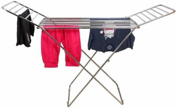 FAVOUR Steel Floor Cloth Dryer Stand FV0011