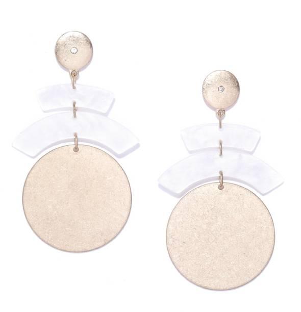 f7e42455c Dangle Earrings - Buy Dangle Earrings online at Best Prices in India ...