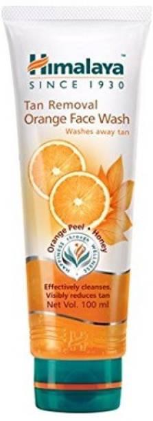 HIMALAYA Since 1930 Tan Removal Orange  100ml Face Wash