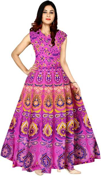 7f6bf53959082 Pink Gowns - Buy Pink Gowns Online at Best Prices In India ...
