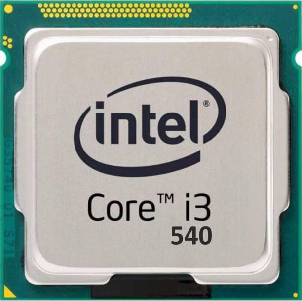 Intel Core i3-540 3.06 GHz LGA 1156 Socket 2 Cores 4 Threads 4 MB Smart Cache Desktop Processor