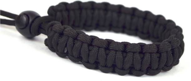 Paracraft Paracord Wrist Strap for robust hand grip to hold all DSLR camera/heavy gear/Binocular Strap