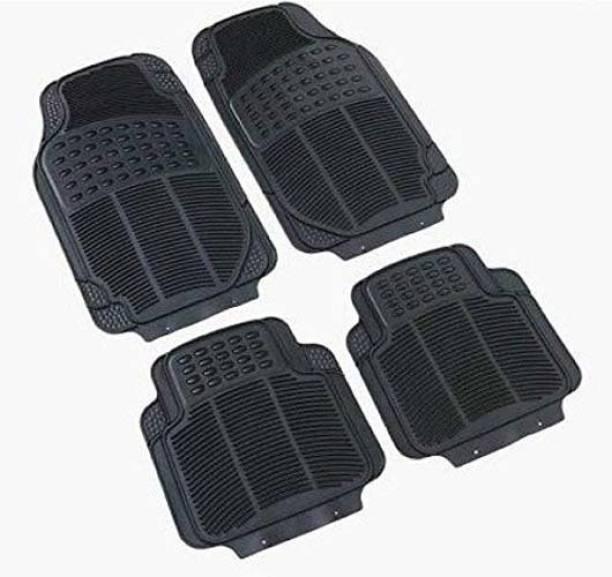 Shopone Rubber Standard Mat For  Datsun, Maruti Suzuki, Universal For Car Redi GO, Nano Genx, Alto, WagonR, Santro, i10 Active, Santro Xing, i20, Universal For Car