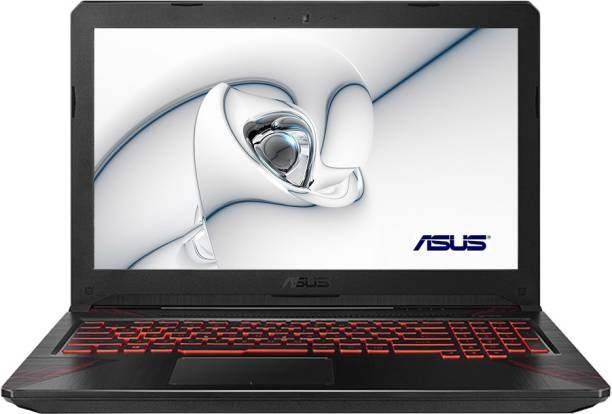 ASUS TUF(The Ultimate Force) Core i5 8th Gen - (8 GB/1 TB HDD/256 GB SSD/Windows 10 Home/4 GB Graphics/NVIDIA GeForce GTX 1050Ti) FX504GE-E4599T FX504GE Gaming Laptop