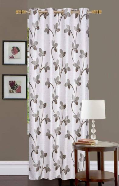 Brother Industries 154 cm (5 ft) Polyester Window Curtain Single Curtain