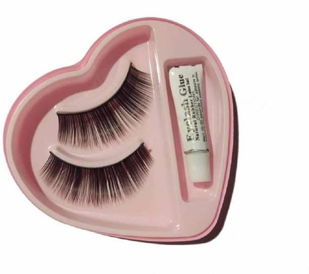 ShopiMoz False Eye lashes With Glue