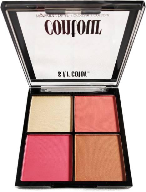 s.f.r color Highlight/blush/bronzer/contour Multicolor 6653-03 Highlighter