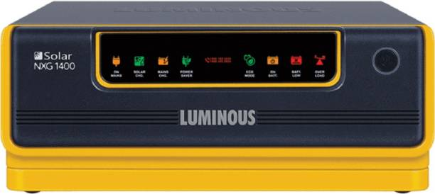 LUMINOUS SOLAR NXG 1400 Pure Sine Wave Inverter