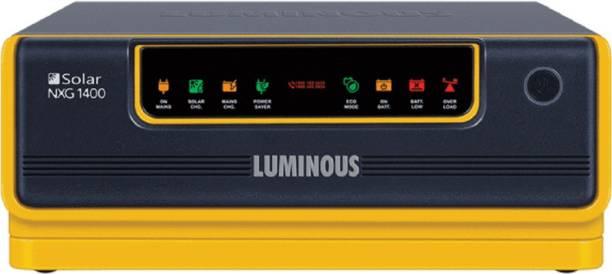 LUMINOUS SOLAR NXG 1400 Pure Sine Wave Inverter
