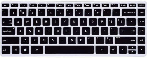 Saco Silicone Protector Cover for Laptop Keyboard Skin