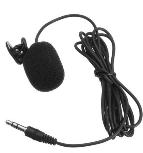 MEZIRE ™3.5mm Hands Free Computer Clip on Mini Lapel, Tie, Collar Microphon Microphone