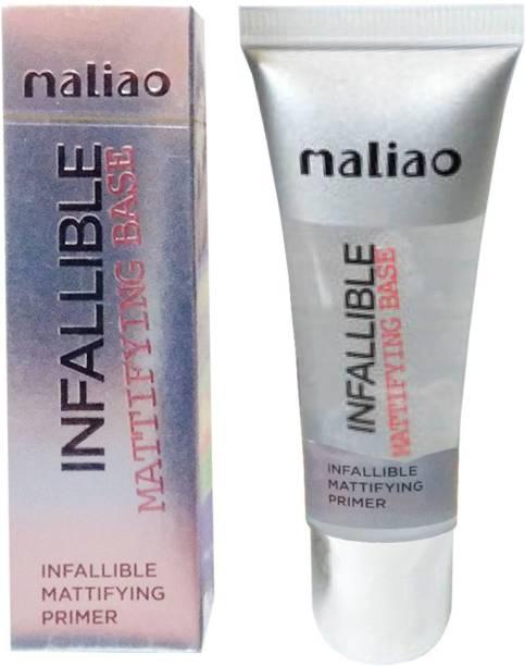 maliao Infallible Mattifying Base Face Primer Gel Primer  - 35 ml