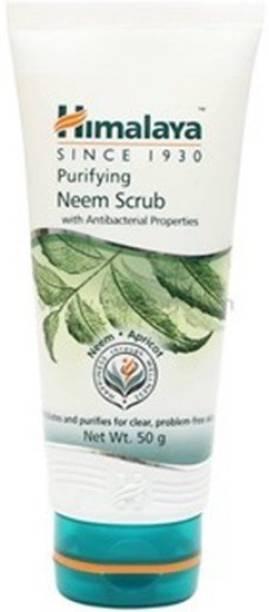 HIMALAYA Since 1930 Purifying Neem Scrub 50g Scrub