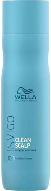 Wella Professionals Invigo Clean Scalp Anti Dandruff Shampoo