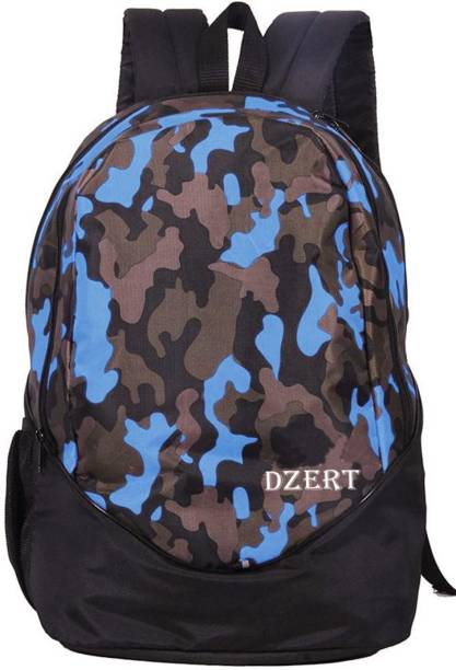 5bb117f4b37 DZert school bag college style Backpack Boy s and Girl s Polyester  (Nursery Play School)
