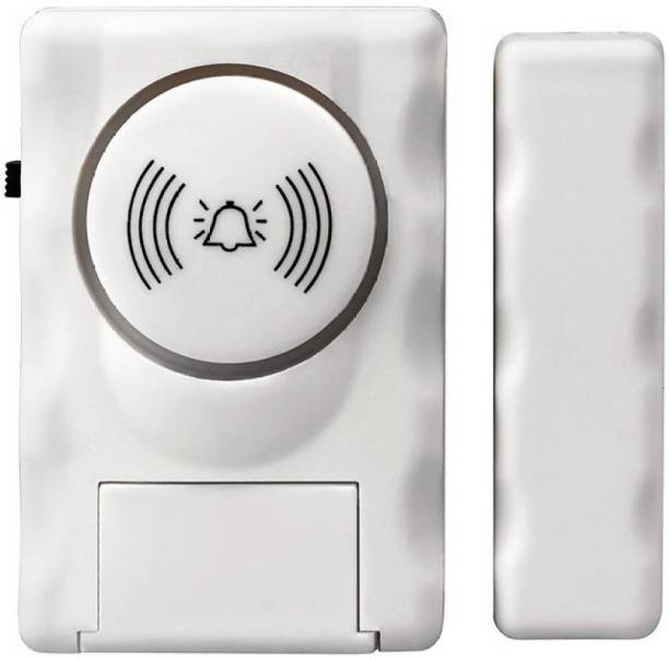 Rexter Wireless, Magnetic, Anti-theft High Volume Door & Window Door Window Alarm Door & Window Door Window Alarm