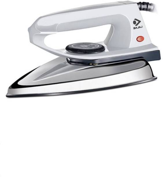 BAJAJ DX2 600W Light Weight (Grey) 600 W Dry Iron