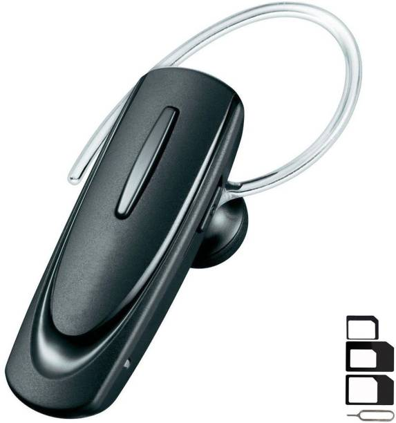 RunSale Headset Accessory Combo for iBall mSLR Cobalt 4, iBall Andi 4F Arc3, iBall Andi 5U Platino, iBall Cobalt 5.5F Youva, iBall Andi 4P Class X, iBall Andi 4.5M Enigma, iBall Andi 4L Pulse, iBall Andi5T Cobalt2, iBall Andi4 B20, iBall Andi 5M Xotic, iBall Andi 4U Frisbee, iBall Andi 5K Panther, iBall Andi 5U Platino Wireless Bluetooth In-Ear Headphones Headset Hands-Free Earbuds Earphone With Mic