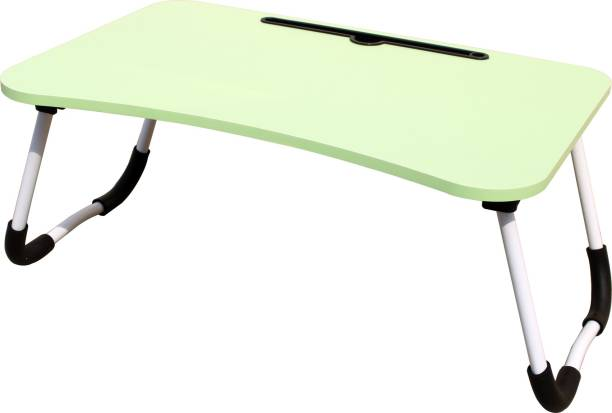 MemeHO Green Wood Portable Laptop Table