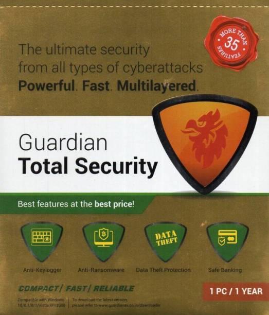 Guardian Anti-virus 1 User 1 Year