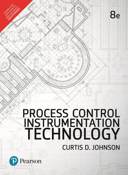 Process Control Instrumentation Technology 8th  Edition
