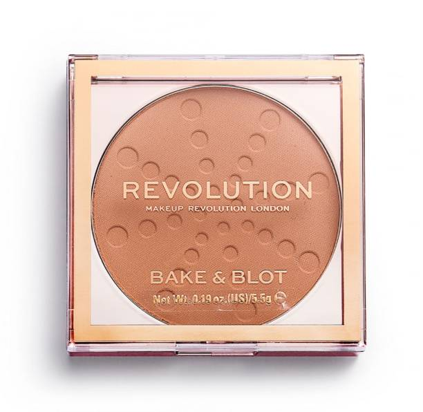 Makeup Revolution Bake & Blot Compact
