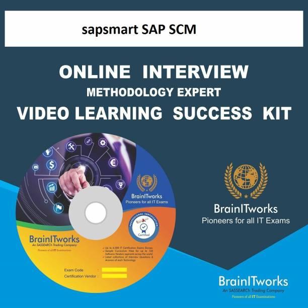 SAPSMART SAP SCM ONLINE VIDEO TRANING BUNDLE