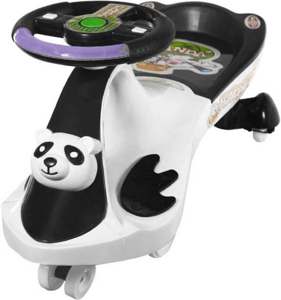 ODELEE BLACK N WHITE PANDA PBW Tricycle