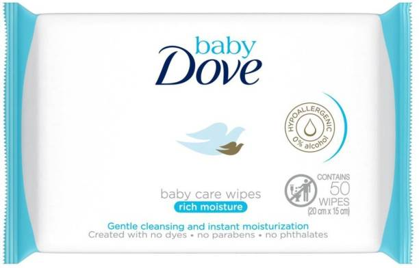 baby Dove Rich Moisture Wipes