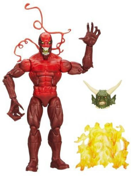 Spiderman Spider-Man Marvel The Amazing Spider-Man 2 Marvel Legends Infinite Series Spawn of Symbiotes Action Figure Toxin 6 Inches