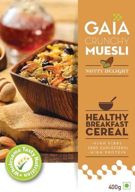 GAIA Crunchy Muesli Nutty Delight