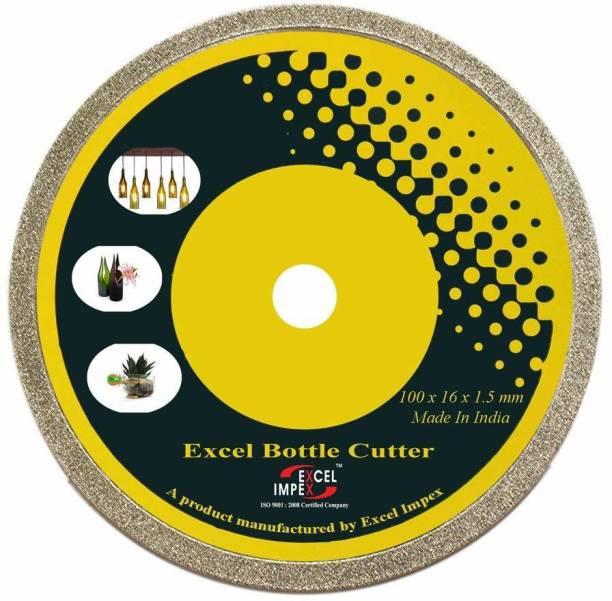 EXCEL IMPEX Glasss Bottle Cutter/Wine Bottle Cutter Blade Glass Cutter