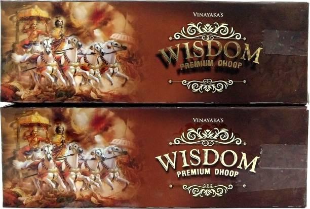 Vinayaka's Premium Wisdom Floral Dhoop