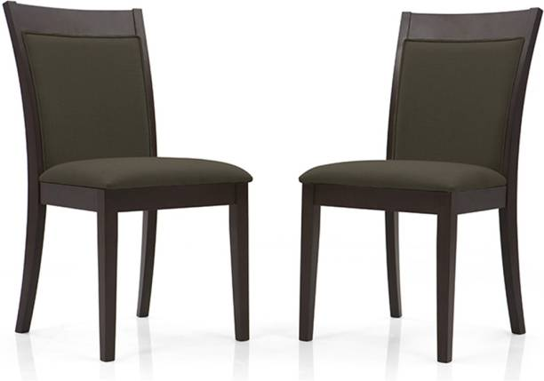 Urban Ladder Dalla Dining Chairs - Set Of 2 Solid Wood Dining Chair